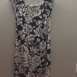 Tommy Bahama stretchy fabric dress
